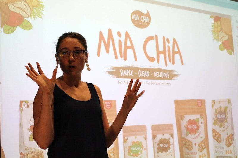 healthy mia chia snacks
