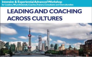Leading and coaching across cultures