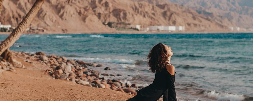 A spiritual and energy healer in the magic of Egypt