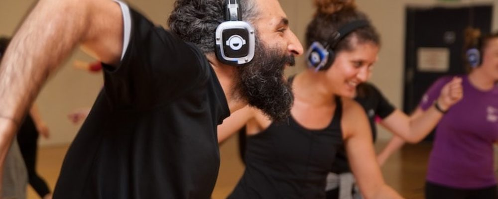 Silent disco, or turning a big passion into your work